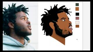 Capital Steez Speed Drawing