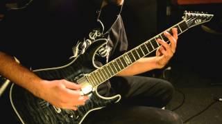 Dissonance in Design - Absolution (Guitar Playthrough)