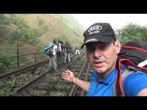 Trilha Funicular de Paranapiacaba