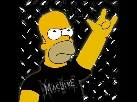 Los Simpson - We Will Rock you -Trap HD