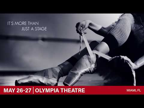 National Ballet of Ukraine in Miami - Olympia Theatre - May 26-27, 2018