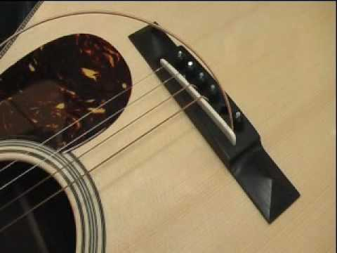 how to change guitar strings youtube. Black Bedroom Furniture Sets. Home Design Ideas