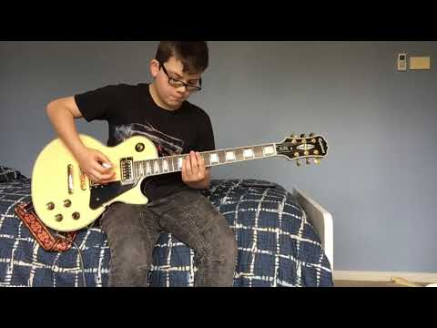 Fire, Ready, Aim - Green Day - Guitar Cover