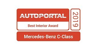 Autoportal Best Interior Award 2019 – Mercedes-Benz C-Class