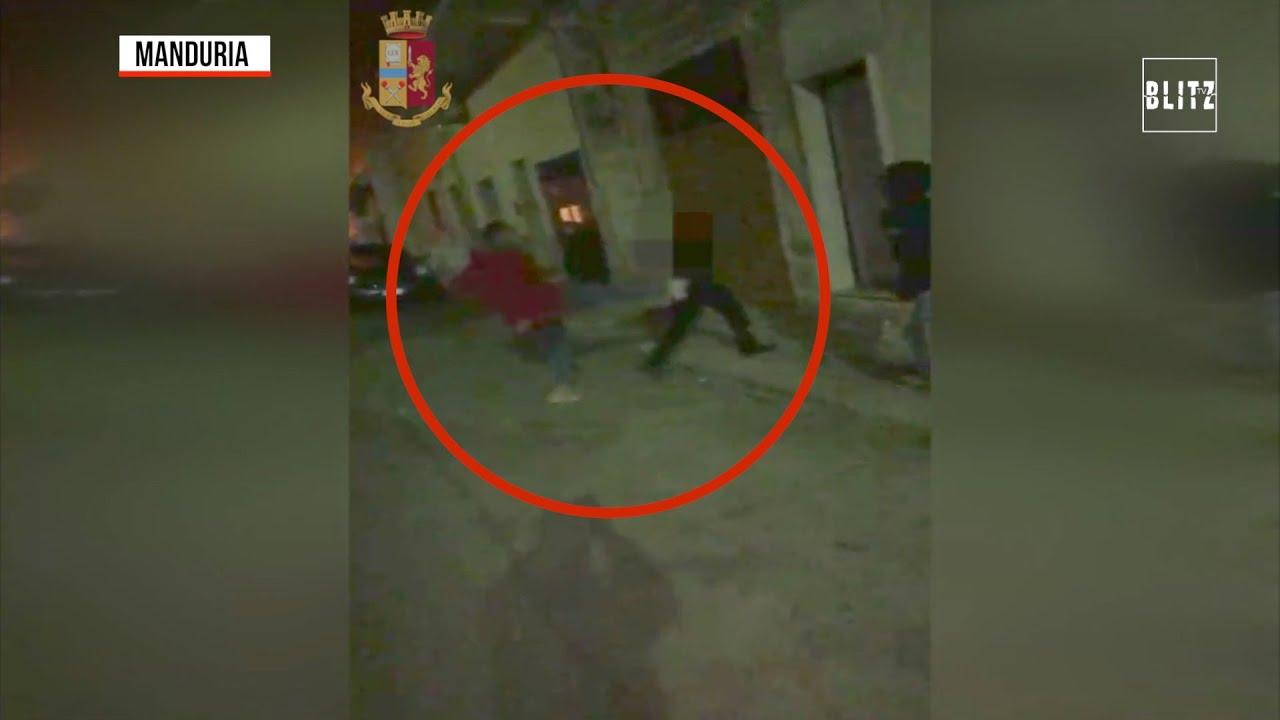 Download Manduria, calci e pugni all'uomo picchiato a morte: otto fermi, sei sono minori