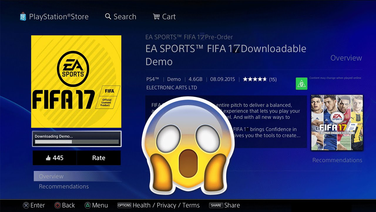 Gamestop: buy fifa 17, ea sports, playstation 3, find release dates, customer reviews, previews and screenshots.
