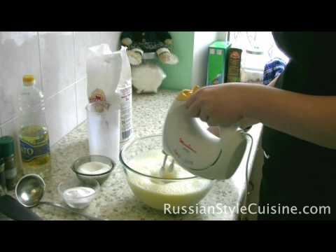 Тонкие блины на молоке receptphoto