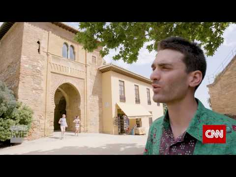 CNN: Alhambra Palace Program - Alhambra Tour