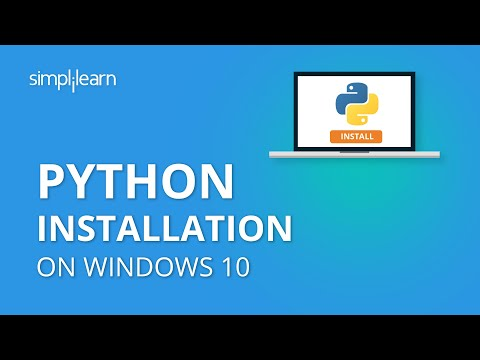 How to Install Python on Windows?