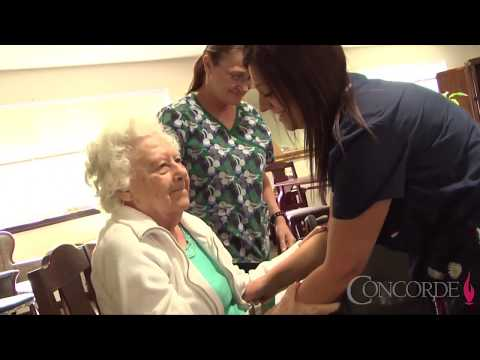 Occupational Therapy Assistant Training - Learn More   Concorde Career College
