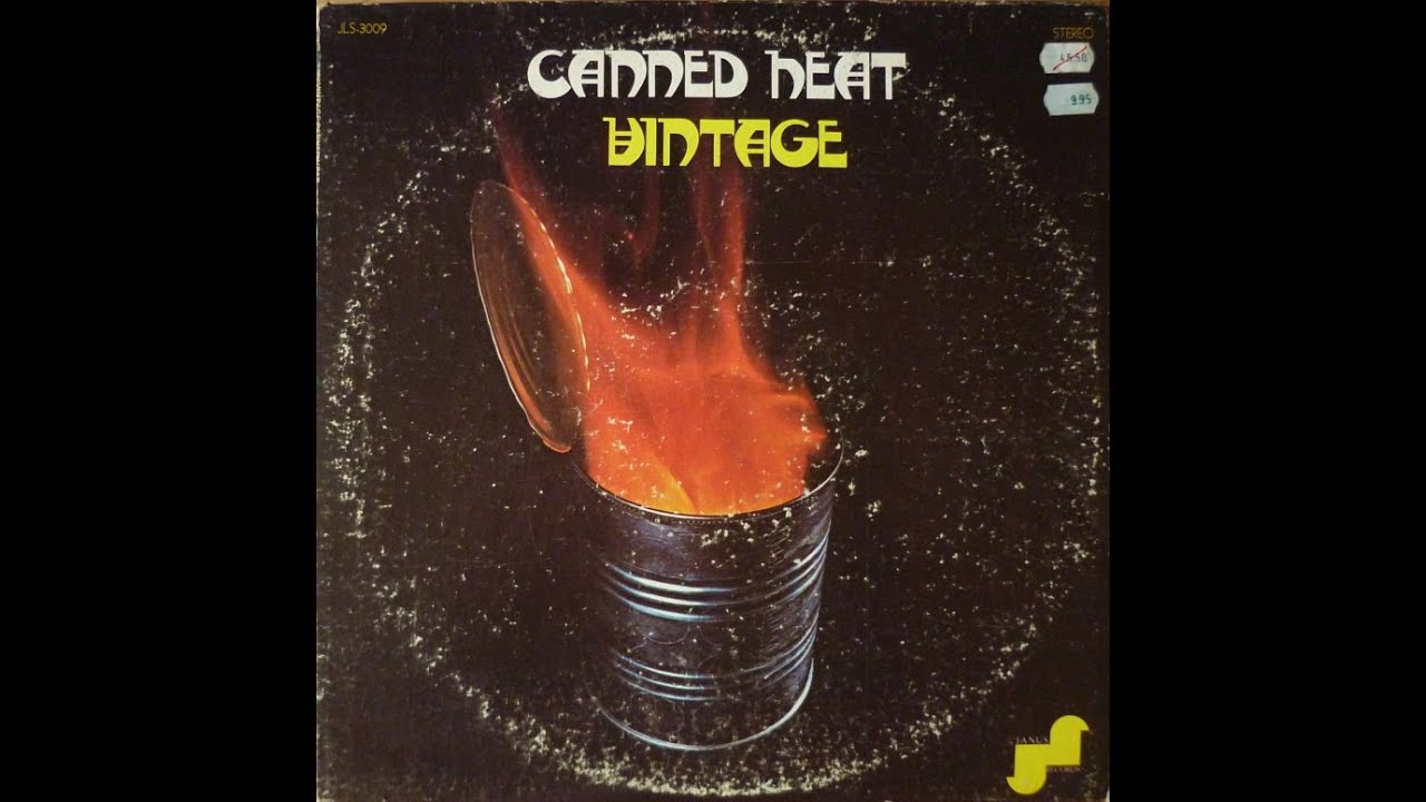 Canned Heat Vintage 79