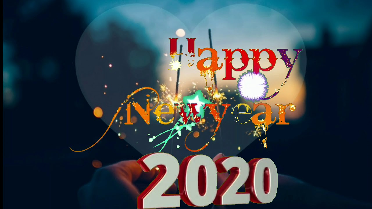 Happy New 🎇 Year 2020 WhatsApp status wish happy new year ...
