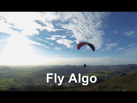 Flying Algo - Gleitschirmfliegen in Andalusien
