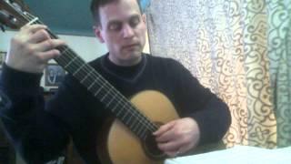 Pujol - Preludio Ian Knowles