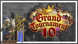 Hearthstone: The Grand Tournament Review - Part 10 - ALL REMAINING CARDS (Expansion) thumbnail
