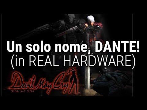 DEVIL MAY CRY 😈😈😈 Longplay su una VERA PS2! 😈😈😈 thumbnail
