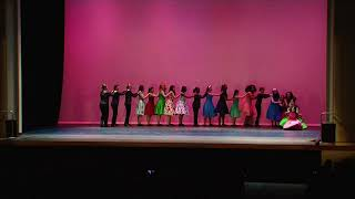 Introduction to Dance 2017 - Hairspray