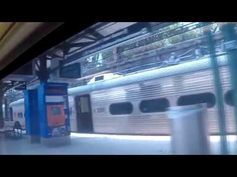 Entire Train Ride Morristown to Penn Station,  NYC (NJ Transit)
