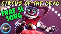 """(FNAF SFM) SISTER LOCATION SONG """"Circus of the Dead"""" ANIMATION"""