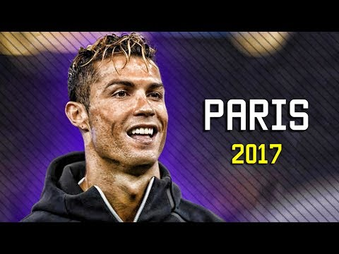Cristiano Ronaldo • The Chainsmokers - Paris | Skills & Goals 2017 | HD