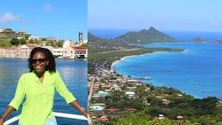 Grenada Vacation VLOG: Day Trip & Sightseeing in Carriacou - VeePeeJay