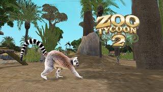 ZT2 African Savannah Zoo Series Ep.8: Lemurs & Otters