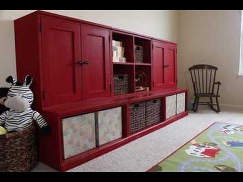 DIY Storage Base from 1 Sheet of Plywood