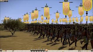 Zagrajmy w Rome 2 Total War (Kusz) part 14