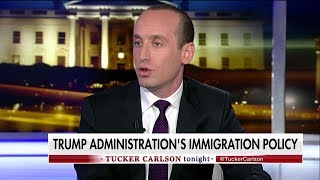 Stephen Miller Discusses CNN Interview on 'Tucker Carlson Tonight'