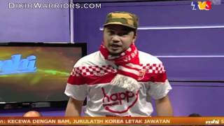 Dikir Warriors - Bo Lawe Staro Demo ( MHI - TV3 ) **Versi Video Comel**