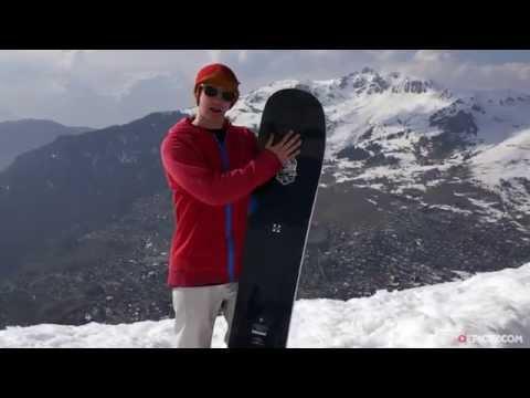 Amplid Morning Glory Snowboard On Snow Review 2015/2016   EpicTV Gear Geek