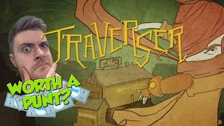 Traverser Gameplay - Steampunk Stealthy Puzzler? Worth A Punt?