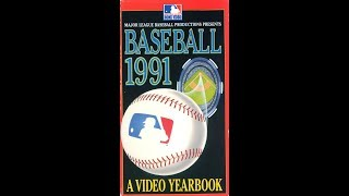 Baseball 1991: A Video Yearbook (1991)