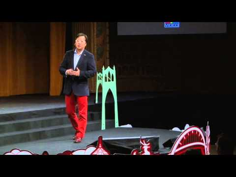 What If You Were An Immigrant?: Ben Huh at TEDxPortland