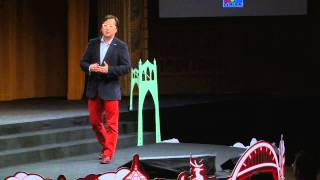 What If You Were An Immigrant? | Ben Huh | TEDxPortland