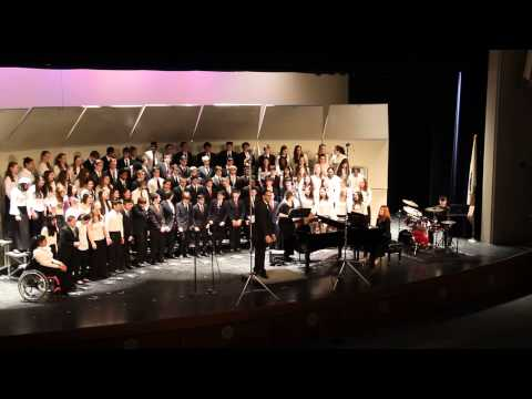Swingin' With the Saints; Eastern District Junior Mixed Chorus