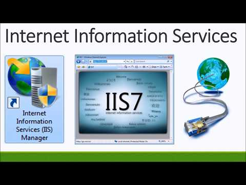 Internet Information Services (IIS) Lesson 1 - Introduction