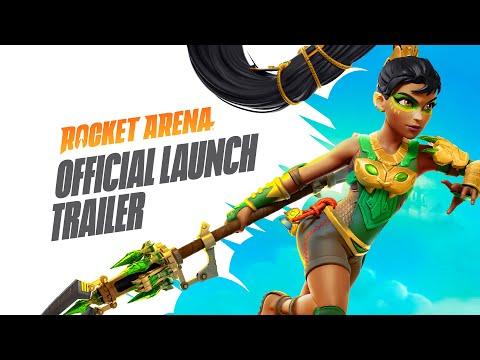 Rocket Arena будет доступна бесплатно на Xbox One на этих выходных