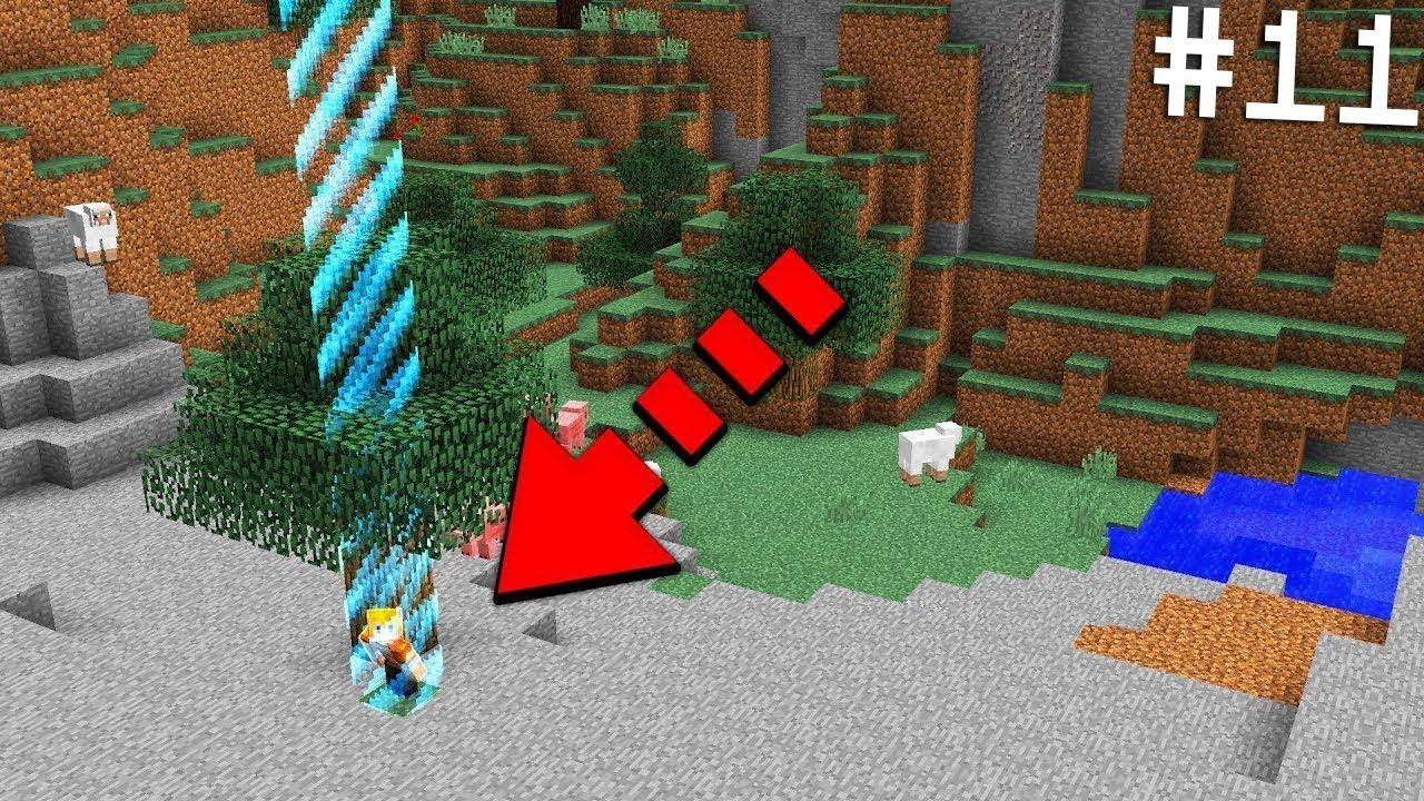 карта для майнкрафт выживание на одном блоке с ачивками #1