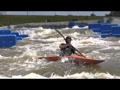 Whitewater park to open in Oklahoma City