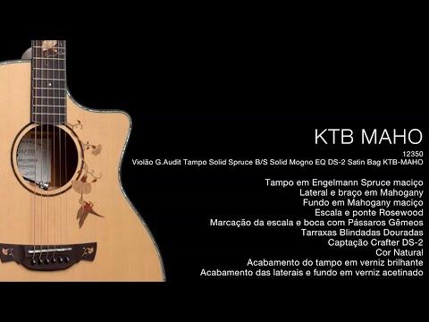 Violão Crafter KTB-MAHO