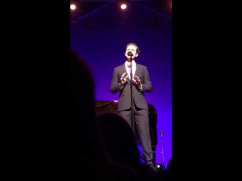 Aaron Tveit at Wolf Trap Full Concert (1/22/17)