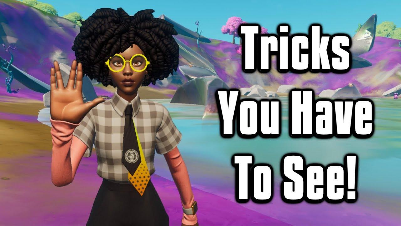 SECRET Season 7 Tips & Tricks You Need To Learn! - Fortnite Battle Royale