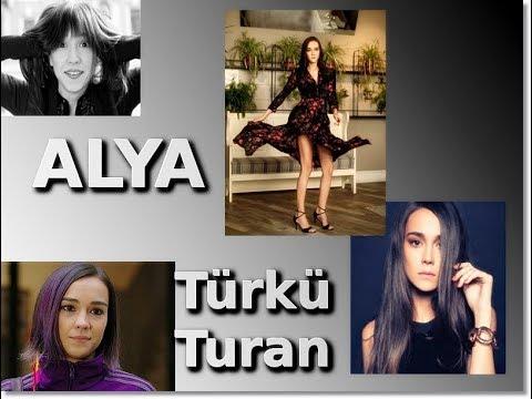 SPECIAL FULLMOON - ALYA - Türkü Turan