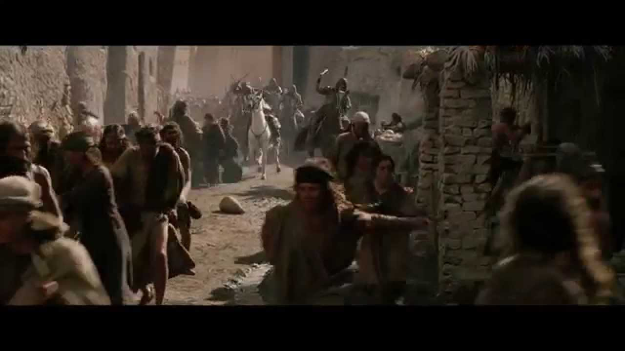 Exodus | Tanrılar ve Krallar |  Fragman | Türkçe Dublaj