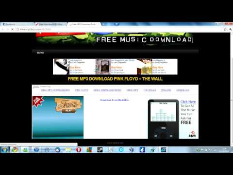 How to download free MP3 albums