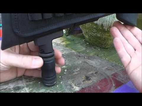 Accu-SHOT BT04-QK Standard Sling Stud Mount precisione Monopiede