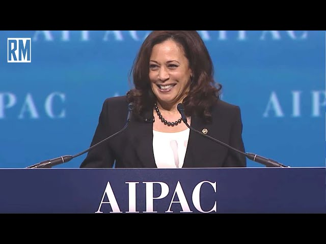 Kamala Harris is a Racist Who Supports Genocide