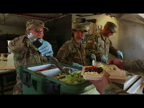 Learn About MOS 92G: Food Service Specialist