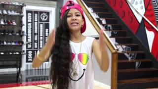 BABY KAELY SNEAKER GAMES EP.2 11YR OLD RAPPER
